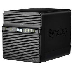 Synology DS420j, DiskStation 4-bay NAS server