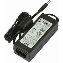MikroTik 24HPOW, High power, 24V 2.5A (60W), output power supply + power plug