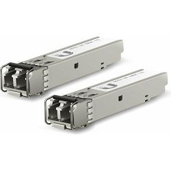 Ubiquiti UF-MM Gigabit LAN-transceiver, LC-Duplex MM 550m, SFP, 2-pack, UF-MM-1G