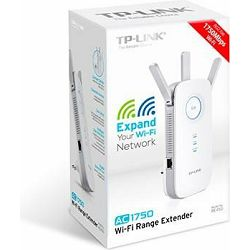 TP-Link RE450 , Dual Band Wireless Wall Plugged Range Extender