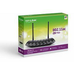 TP-Link Archer C2 AC750, Wireless Dual Band Gigabit Router