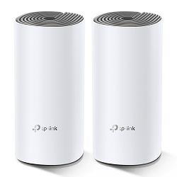 TP-Link Deco E4, 2-pack,Deco E4-2, AC1200 Smart Home Mesh Wi-Fi System