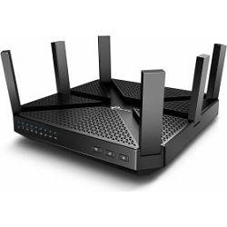 TP Link Archer C4000, Tri-Band Wi-Fi Router, Gigabit 4 port switch