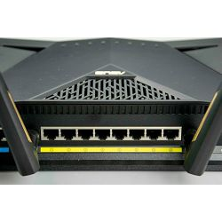 ASUS RT-AX88U, Gigabit Dual-Band WiFi 6 AX6000, 802.11ax/ac/a/g/b/n, 4804+1148Mbps