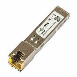 MikroTik S-RJ01, RJ45 SFP 10/100/1000M copper module