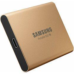 Samsung 500GB 2.5in USB 3.0 T5 SSD MU-PA500G/EU Gold