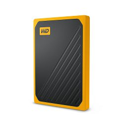 WD My Passport GO SSD 500GB, 2.5