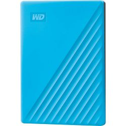 WD 2TB My Passport Portable Blue 2019, 2.5
