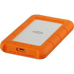 LaCie 2TB Rugged  USB-C 3.1, narančasta, STFR2000800