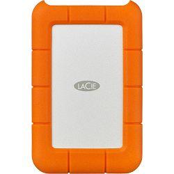 LaCie 4TB Rugged  USB-C 3.1, narančasta, STFR4000800