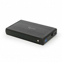 Gembird GEM-EE3-U3S-3 kućište 3.5'' USB 3.0 black