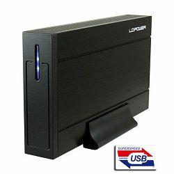 """LC-Power LC-35U3-Sirius black 3.5"""" ext kućište"""