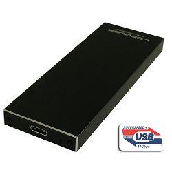 LC-Power LC-M2-C kućište M.2, NvME na USB 3.1 Type C