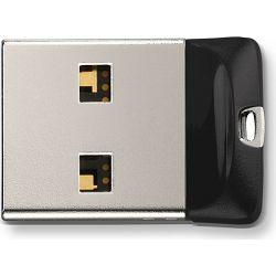 USB 32GB Sandisk Cruzer Fit USB 2.0, Black, SDCZ33-032G-G35