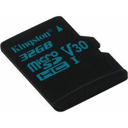 SD micro 32GB KGS 10 Canvas GO, R90/W40, SDCG2/32GBSP