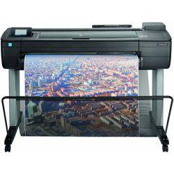 HP DesignJet T730 36in Printer, F9A29D