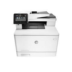 HP LaserJet Pro M477fnw, 400 color MFP, CF377A