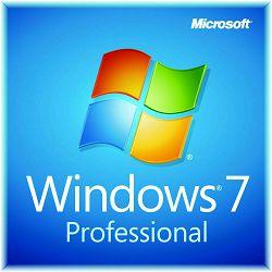 Microsoft Windows 7 Pro 32/64-bit ESD elektronička licenca