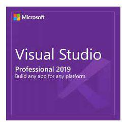 Microsoft Visual Studio Pro 2019 SNGL ENG OLP