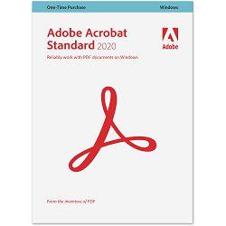 Adobe Acrobat Standard 2020 trajna licenca