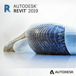 Autodesk Revit 2019 single user godišnja pretplata