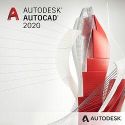 Autodesk Autocad 2020 single user godišnja pretplata