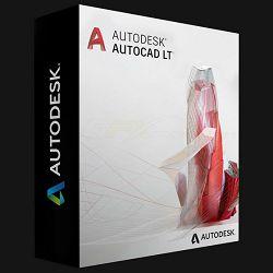 Autodesk Autocad 2021  LT single user godišnja pretplata