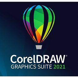 CorelDraw Graphic Suite 2021 Enterprise (includes 1Yr CorelSure Maintenance)