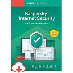 Kaspersky ISecurity 5 licenci/1 godina