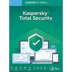 Kaspersky Total Security 1 licenca/1 godina