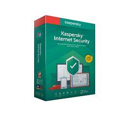 Kaspersky ISecurity 1 licenca/1 godina + 6 mjeseci Kaspersky Safe Kids