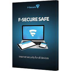 F-SECURE SAFE elektronska licenca 1g, 1 uređaj