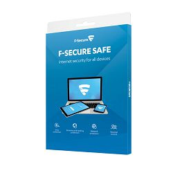 F-SECURE SAFE elektronska licenca 2g, 3 uređaja