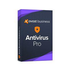 Avast Business Antivirus Pro, 5 licenci, 1 godina