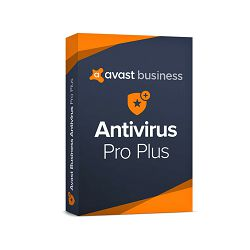 Avast Business Antivirus Pro Plus, 5 licenci, 1 godina
