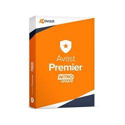 Avast Premier, 3 licence, 1 godina
