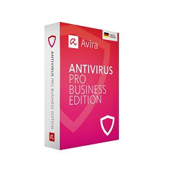 Avira Pro - Business Edition, 10 licenci, 1 godina
