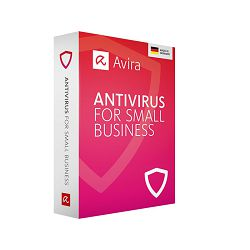 Avira for Small Business, 3 licence, 1 godina