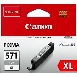 Tinta Canon CLI-571GY XL, siva