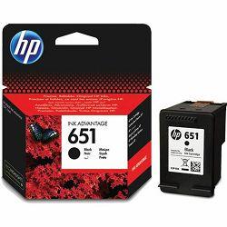 Tinta HP C2P10AE no. 651 Black