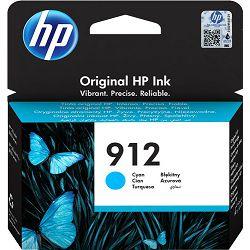 Tinta HP 3YL77AE no.912 Cyan