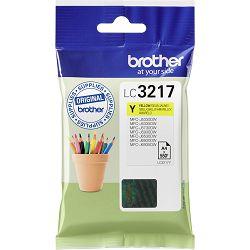 Tinta Brother tinta LC3217Y Yellow
