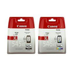 Tinta Canon PG-545XL+CL-546XL pack, Peach, zamjenski