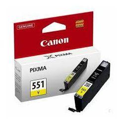 Tinta CANON CLI-551Y standard