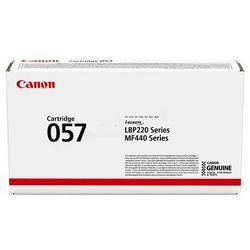 Canon toner CRG-057 original, 3100 pages