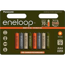 Panasonic bat AAA Eneloop Expedition limited B8 8kom, BK4MCCE8UE