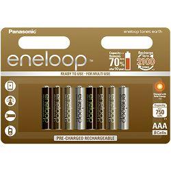 Panasonic bat AAA Eneloop Earth 8kom