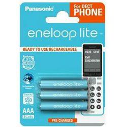 Panasonic baterije AAA Eneloop 3 kom. Lite