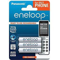 Panasonic baterije AAA Eneloop 3 kom., 5410853058779
