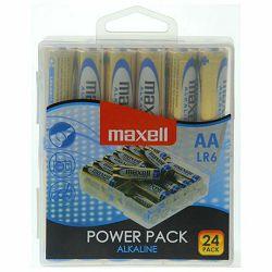 Maxell baterije AA 24 kom